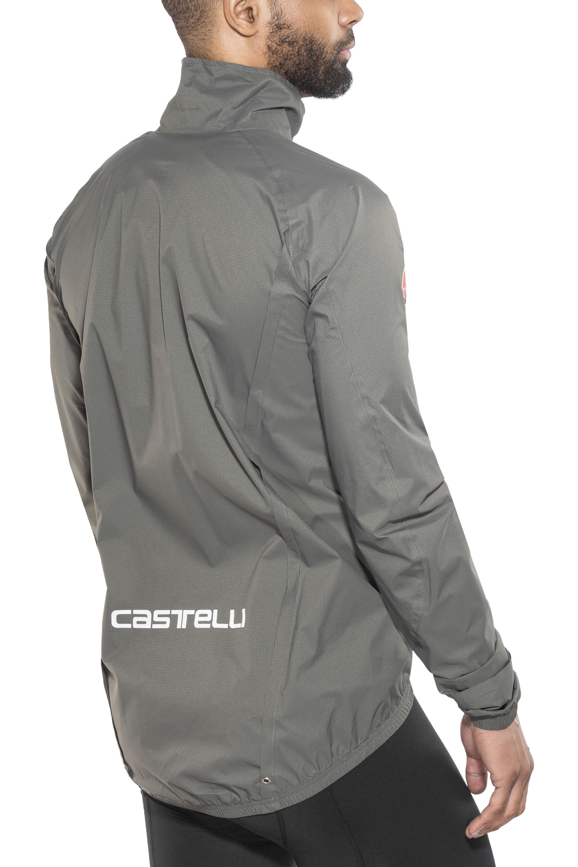 Castelli Emergency Jacket Men Teal At Bikester Co Uk